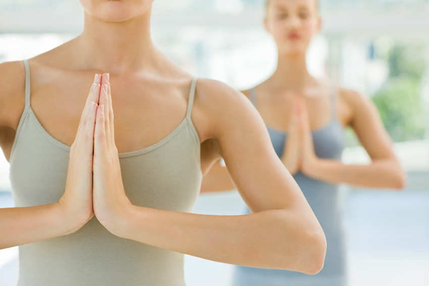 New study suggests yoga classes can help relieve asthma
