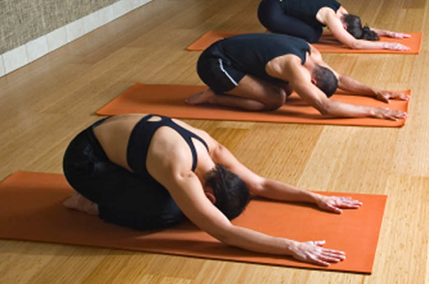 Turn up the heat on your Yoga routine