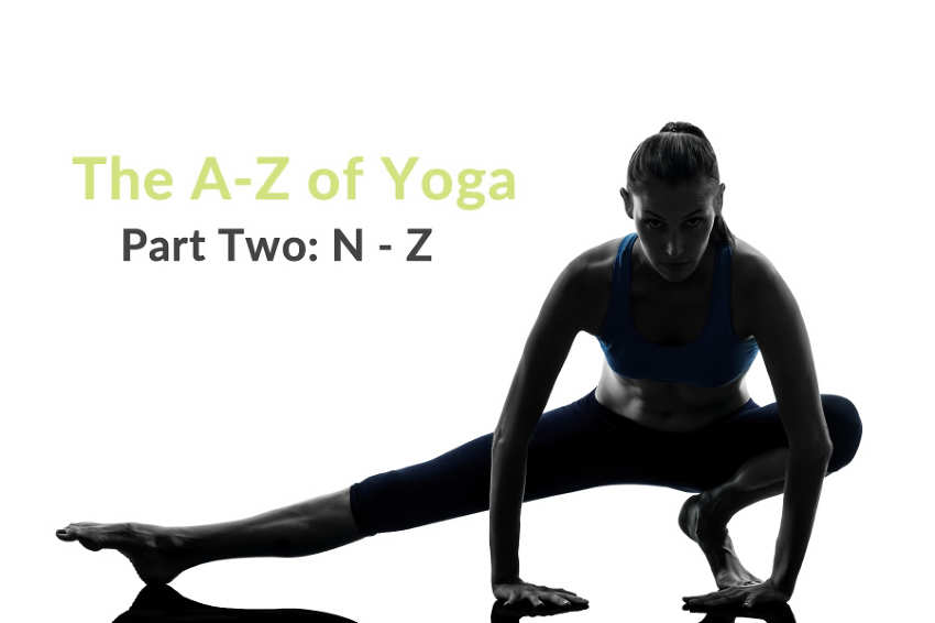 The A to Z of Yoga - Part Two
